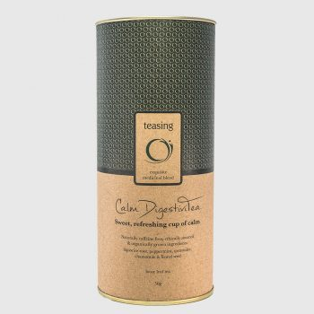 Teasing Calm DigestiviTea product canister