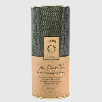 Teasing Calm DigestiviTea product canister