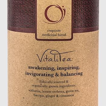 Teasing VitaliTea product