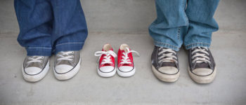 kids shoes with parents 350x150